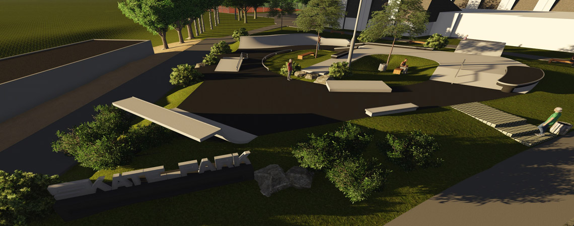 Skatepark de Carquefou (44)