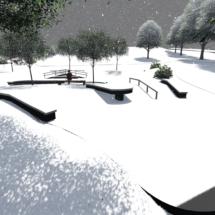 vue-neige